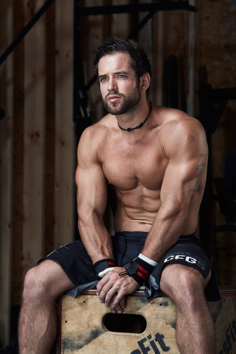 Rich Froning by PETER LueDERS