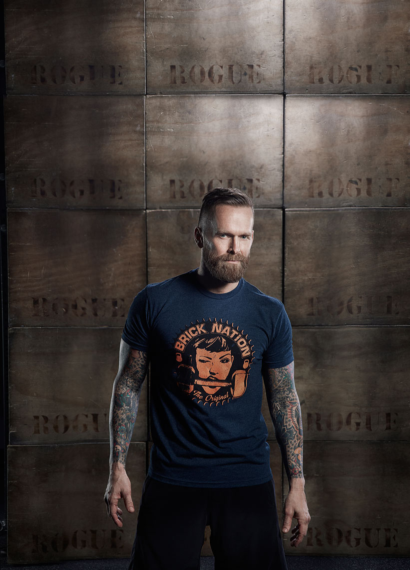 Bob Harper by PETER LueDERS at the Brick LA