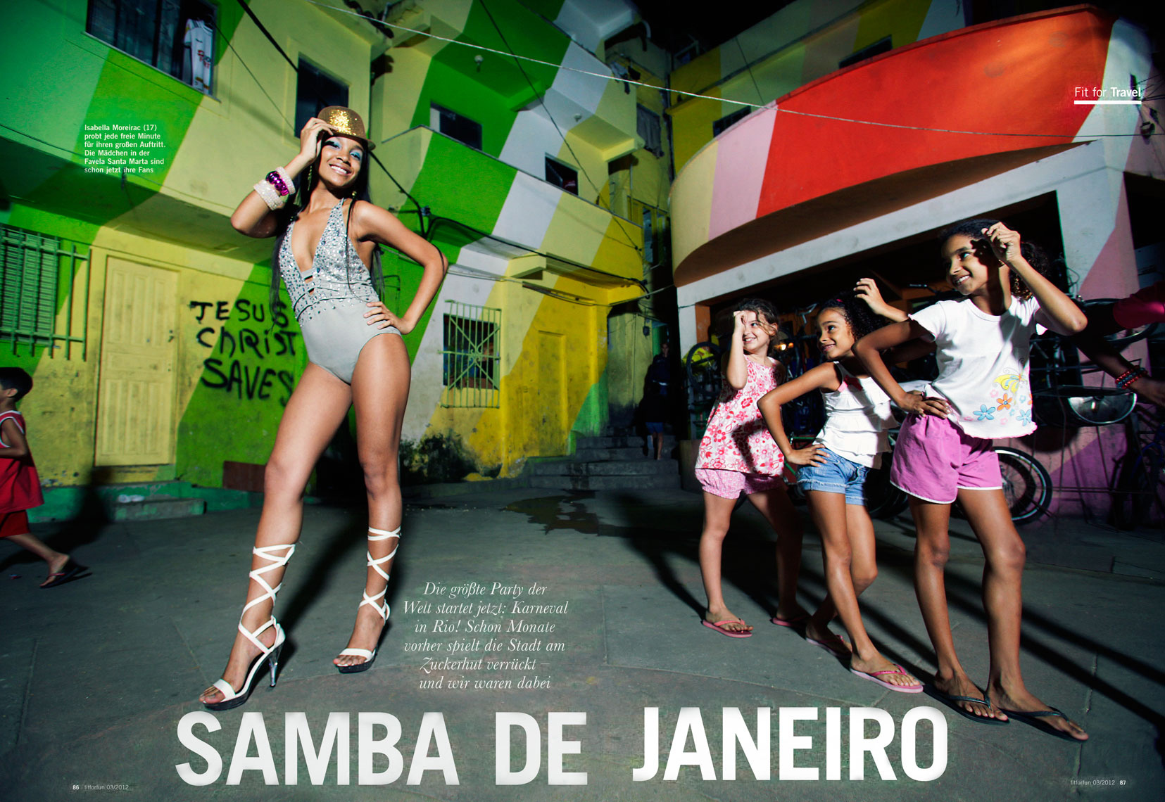 samba rio by PETER LueDERS