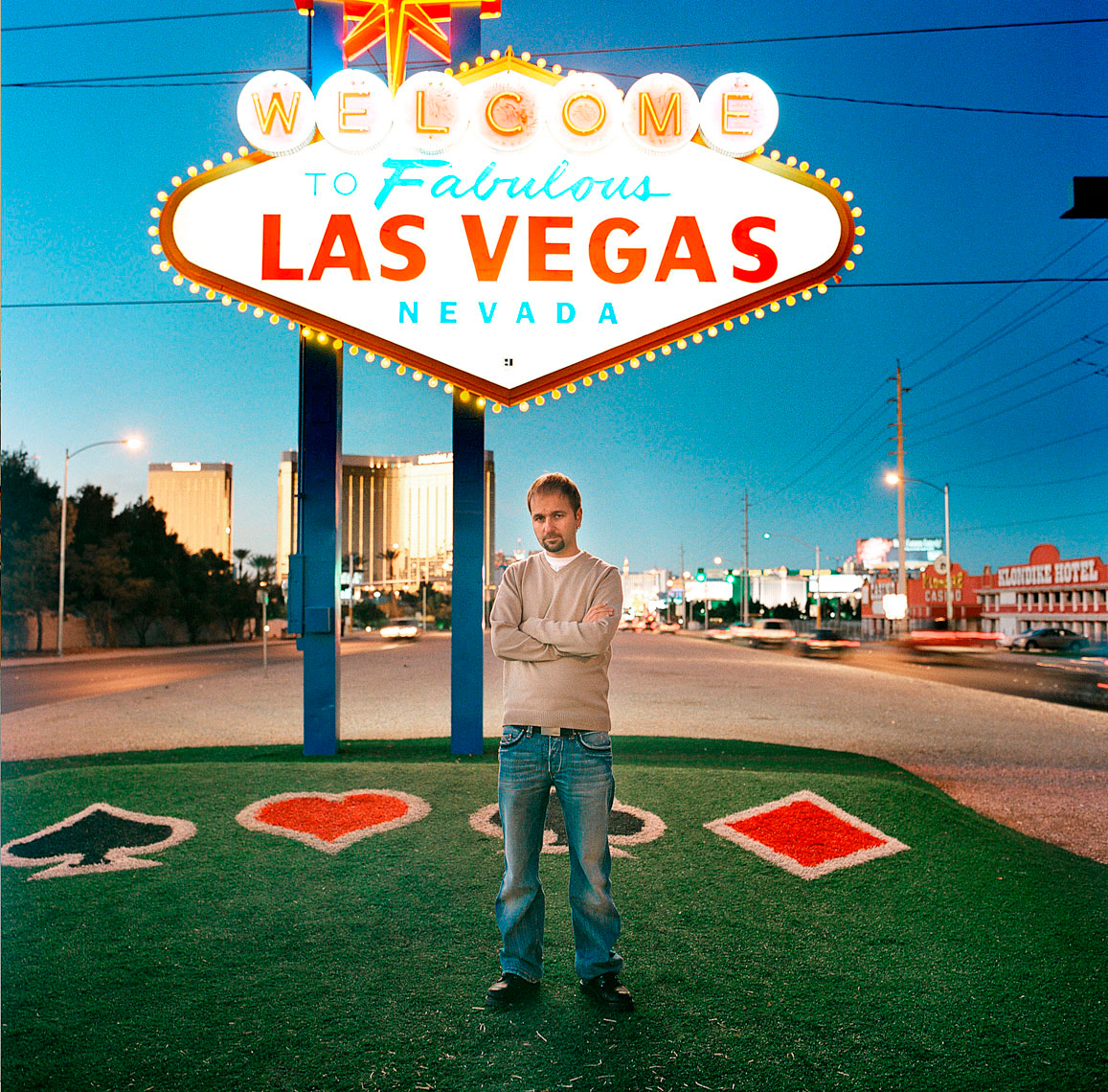 daniel negreano poker las vegas  by PETER LueDERS
