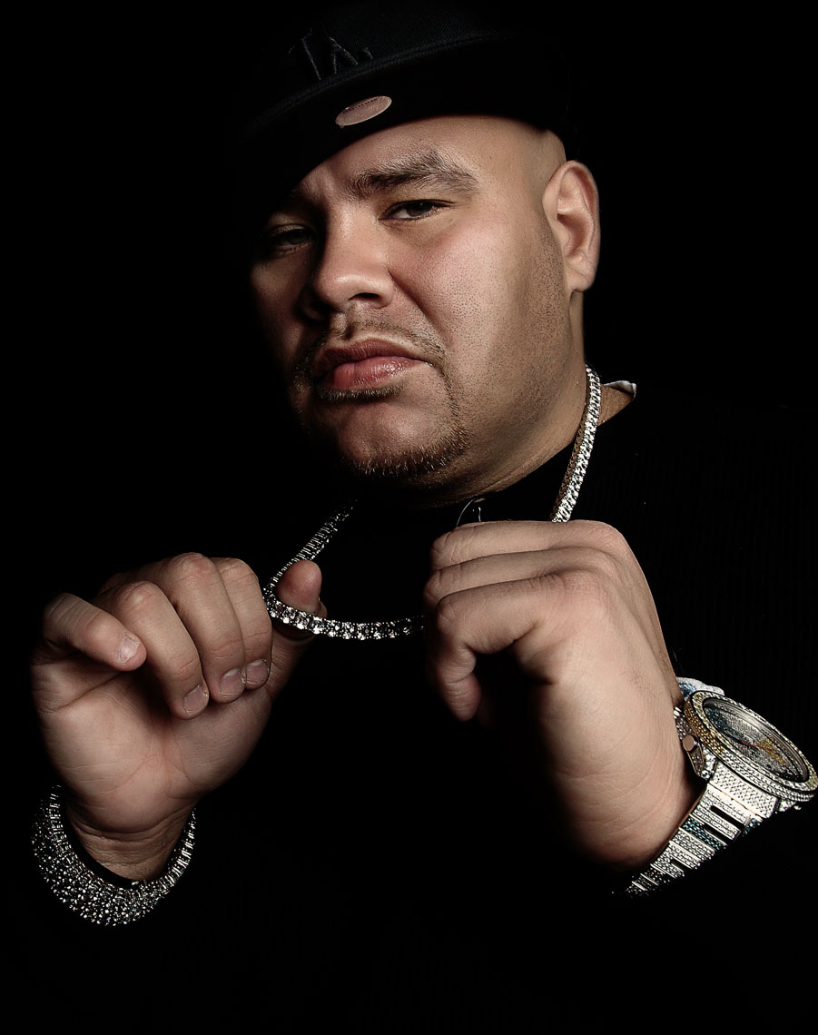 fat joe by PETER LueDERS