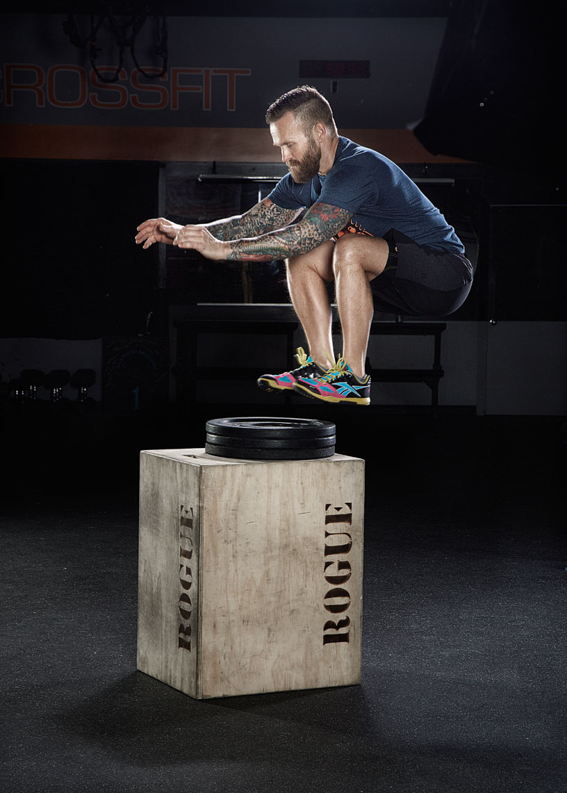 Bob Harper by PETER LueDERS