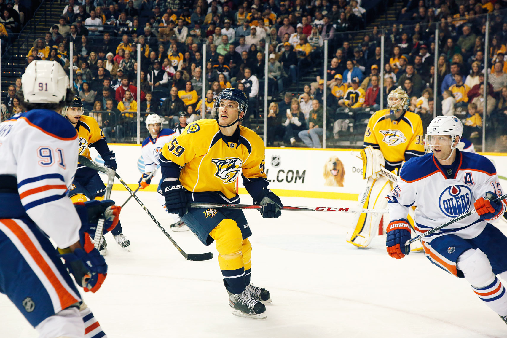 Roman Josi by PETER LueDERS