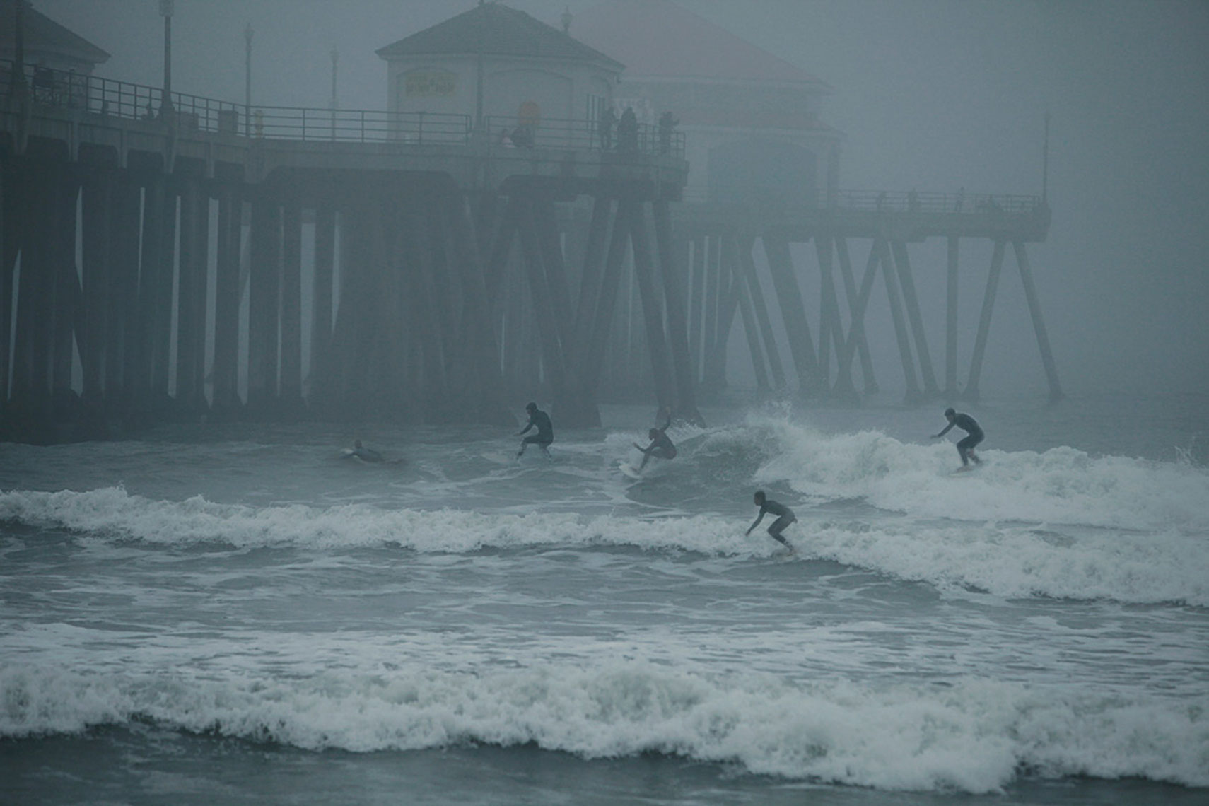 huntington beach by PETER LueDERS