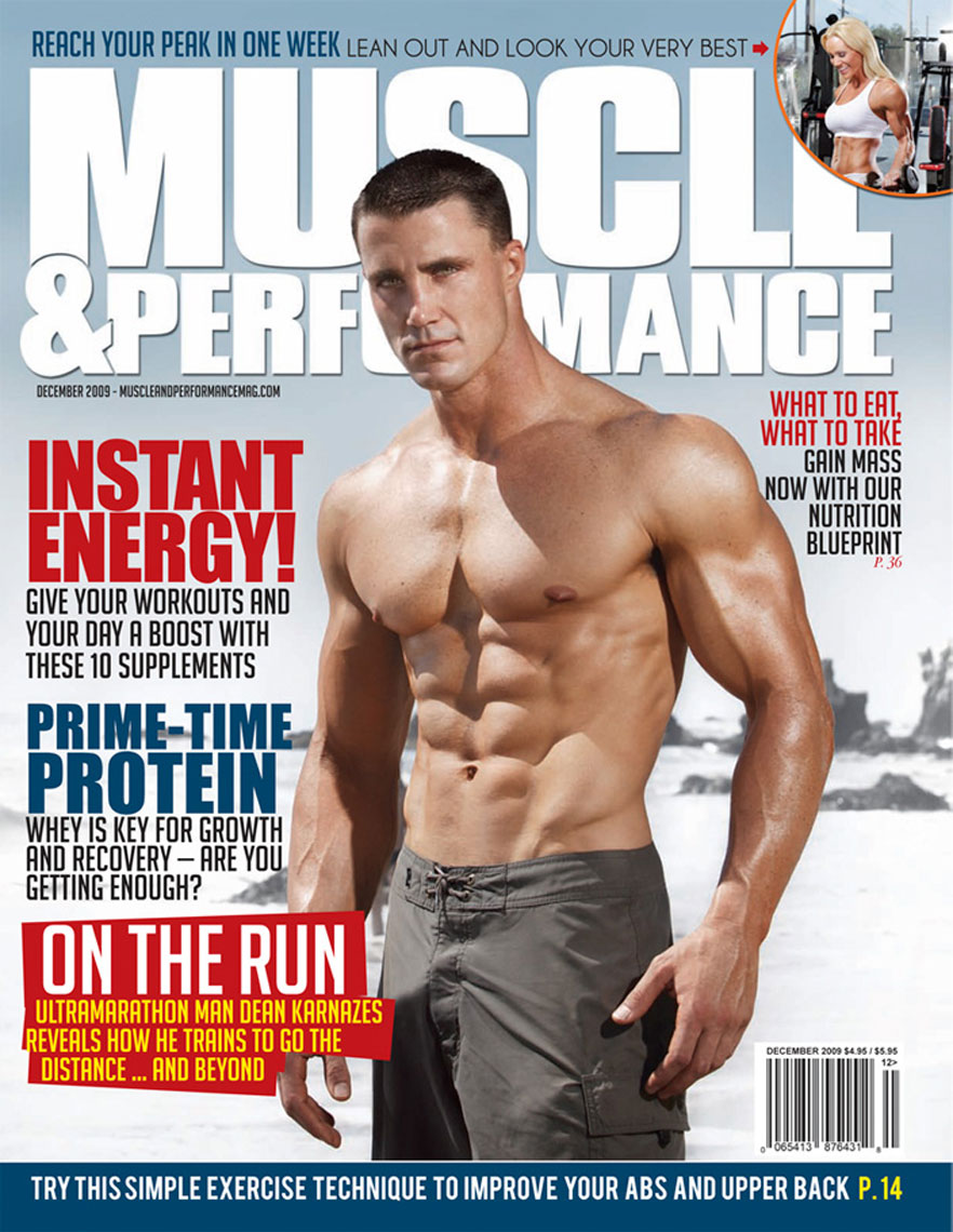 greg Plitt by PETER LueDERS