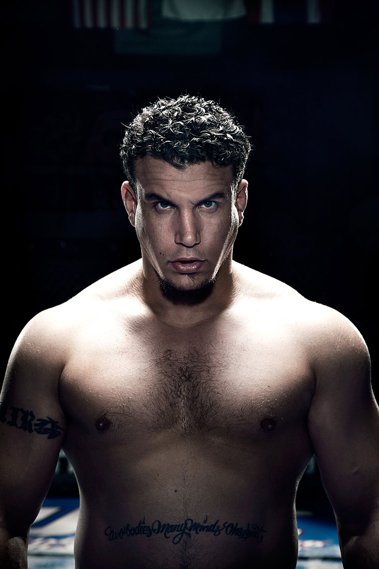 Frank Mir by PETER LueDERS