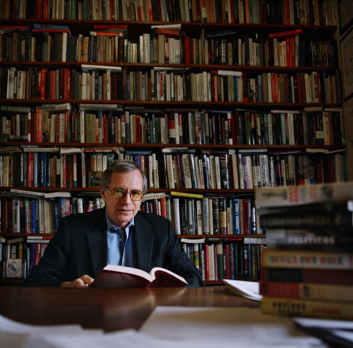 Eric Foner by PETER LueDERS
