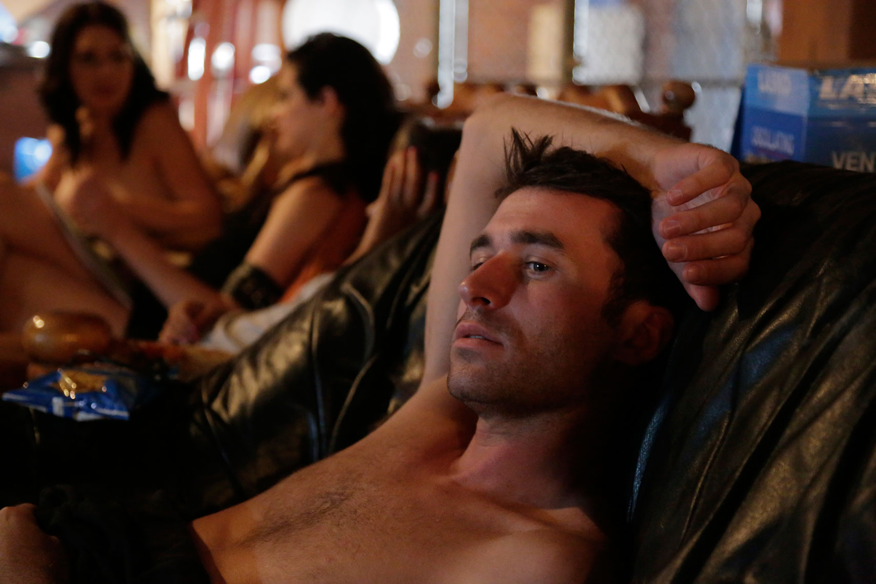 James Deen by PETER LueDERS